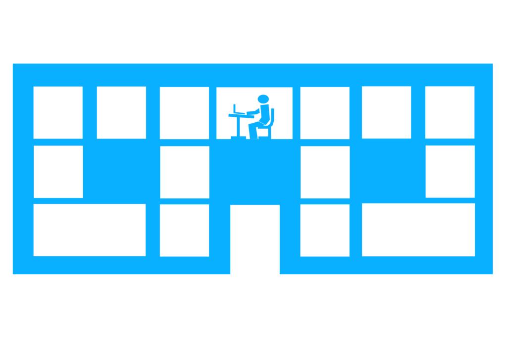 Büro Icon