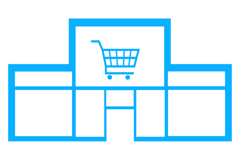Fachmarkt Icon