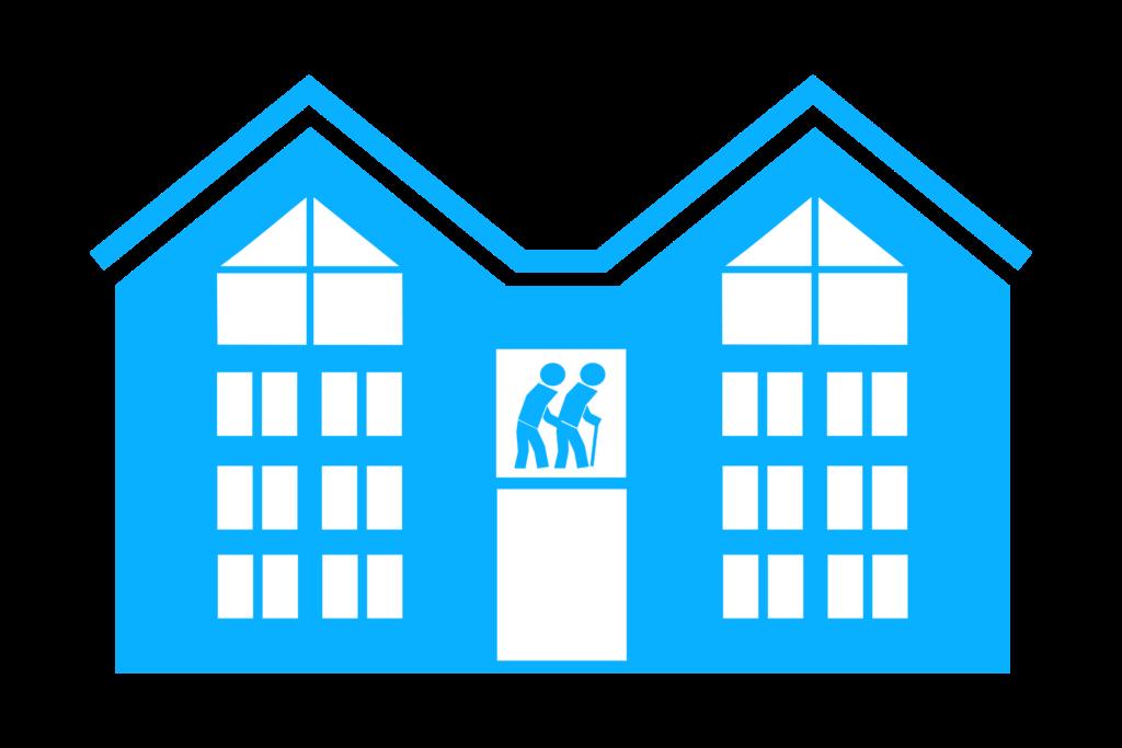 Pflegeheim Icon