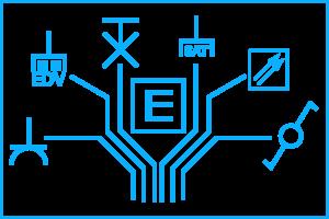 Icon technische Ausstattung