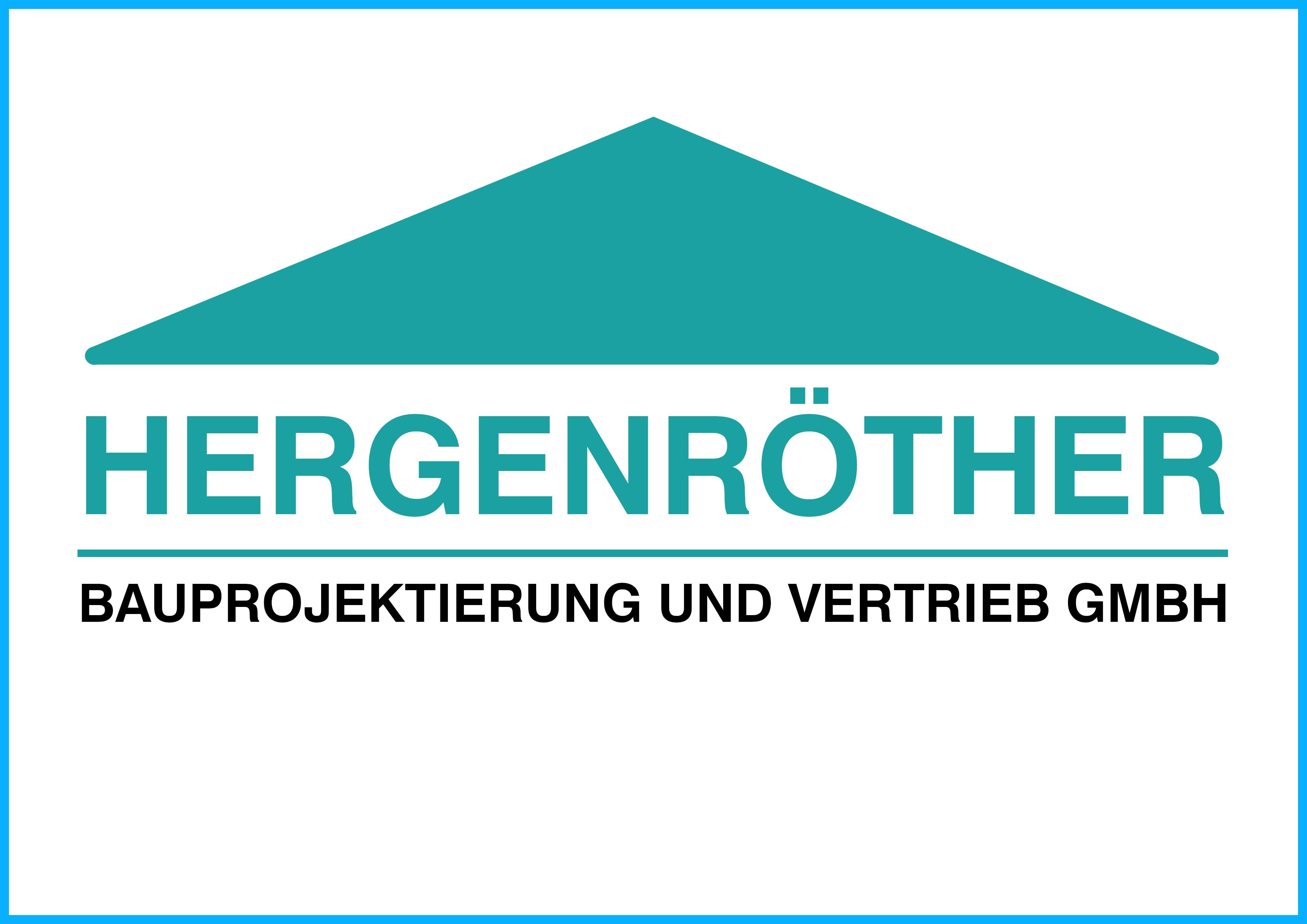 LOGO Hergenröther Bauprojektierung und Vertrieb GmbH